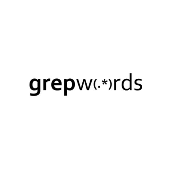 GrepWords